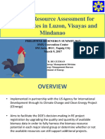 USAID Biomass Assessment Resource Assessment Study