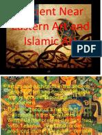 Ancient Near Eastern Art and Islamic Art