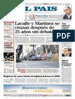 Portada El País Elecciones