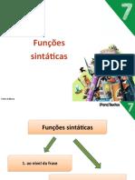 Funções Sintaticas_7 Ano
