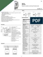 Manual HRN-43 43N