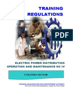 TR - Electric Power Distribution Operation and Maintenance NC4.pdf