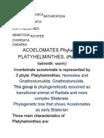 5. Vermes-platyhelminthes & Aschelminthes-19
