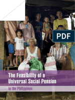 The Feasibility of a Universal Social Pension in the Philippines