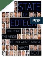 2019 2020 SOE EdTech Digest