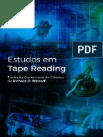 Estudos em Tape Reading