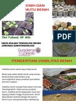 Viabilitas Benih dan Pengujian Mutu Benih.pdf