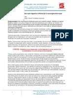 Recomandari Colonoscopie Endoscopie Digestiva Inferioara