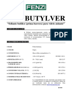 BUTYLVER Ficha Tecnica 20170419