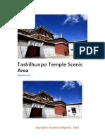 Tashilhunpo Temple Scenic Area