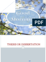 Thesis or Dissertation 2