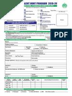 Admission Form STHP-2020 Nov-4-2019 (1)
