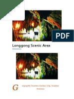 Longgong Scenic Area