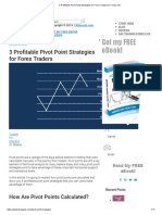3 Profitable Pivot Point Strategies for Forex Traders _ FX Day Job