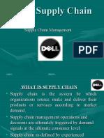 Dell's Supply Chain