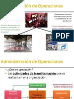 Control - Sistemas - Operaciones