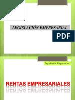 Legislación empresarial