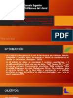 Diapositivas estadística proyecto, ESPOL