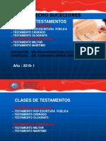 Trabajo-Clase de Testamento