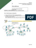 DNS dan WEB SERVER