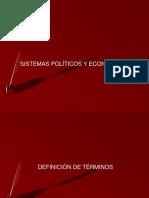 Sistemas Políticos y Económicos (2019)