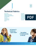 Brochure Technicalfabrics En