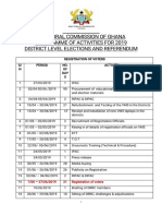 Ec New Time Table