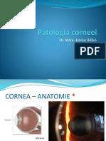Patologia corneei