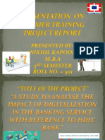 Presentation on Str