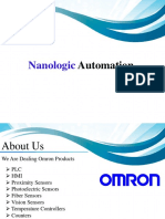 Industrial Automation Company in Bangalore   Omron    NLA