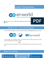 Introduction to en World(India)
