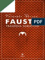 Fausto - Tragedia Subjetiva_ Cl - Fernando Pessoa