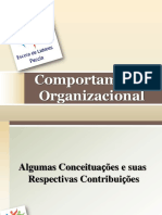 Comportamento Organizacional - PPT