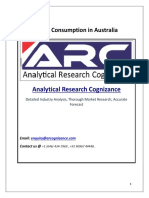 Energy Consumption in Australia Market to Receive overwhelming hike in Revenues by 2021