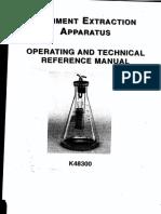Sediment extractor Koehler K48300