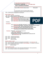 International Conference in Kavala, Greece, from 10 to 13 October 2019