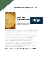 Kisah Nabi Muhammad SAW PDF Inspiraloka.com