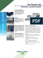 DataSheet  Precision Junction Boxes