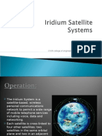 Iridium Satellite Systems