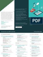 FOSS Patents 19-11-12 Conference Program (Final)
