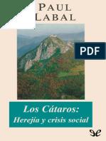 Labal, Paul - Los Cataros Herejia y Crisis Social [34436] (r1.2)
