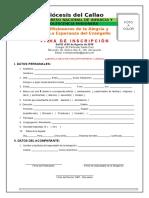 Ficha de Inscripcion v CONIAM CALLAO