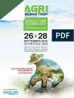 Agri Malaysia 2019 Brochure FA