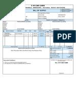 Invoice 191