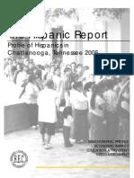 Hispanic Report
