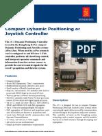 k Pos Compact Dp or Joystick Controller