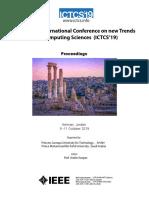 Proceedings ICTCS 2019 Final