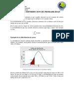 Funciones de Distribucion de Probabilidad Continua