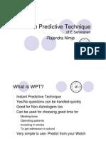 KP_Watch_Predictive_Technique[1]