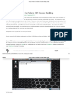 Setup X11 Access to the Solaris GUI Gnome Desktop _ UnixEd